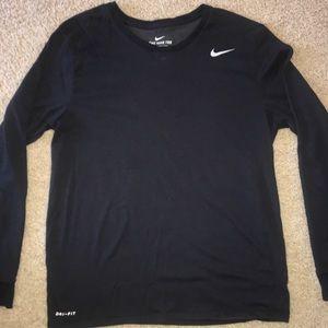 Long sleeve Nike dri-fit